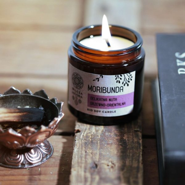 Moribunda– Świeca sojowa 120 ml