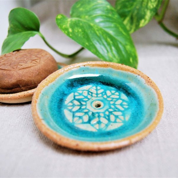 Ceramiczna Szamponica Ocean
